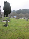 Image for Cemetery, Llwydiarth Church, Welshpool, Powys, Wales, UK