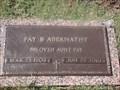 Image for 101 - Fay B. Abernathy - Oklahoma City, OK