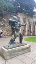 Image for Robin Hood Statue - NOTTINGHAM EDITION - Nottingham, Nottinghamshire