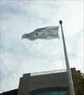 Image for City of Chicago Flag outside US Cellular Field