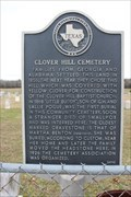 Image for Clover Hill Cemetery