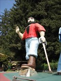 Image for Paul Bunyan and his Ox Babe