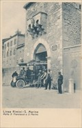 Image for Porta San Francesco (1920) - San Marino