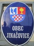 Image for Znak obce - Jinacovice, Czech Republic