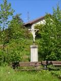 Image for Christian Cross - Nove Hrady-Udoli, Czech Republic