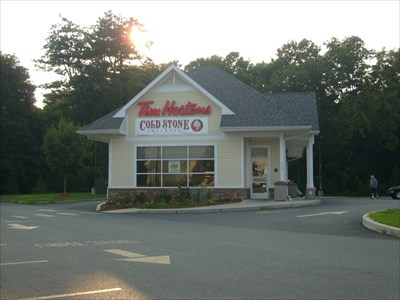 Tim Hortons And Cold Stone Creamery Plainville Ct Tim