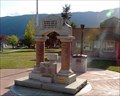 Image for Sparwood Cenotaph WW I - Sparwood, British Columbia