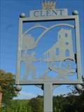 Image for Skeleton Village Sign, Clent, Worcestershire, England