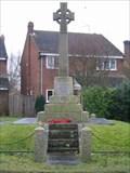 Image for Long Marston War Memorial - Herts