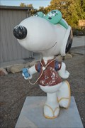 Image for Jammin' Snoopy