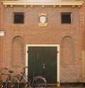Image for Old Fire Engine house Vrouwenkerkkoorsteeg - Leiden, Netherlands
