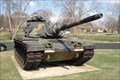 Image for M60A3 Main Battle Tank - American Legion Post 360 - Waunakee, WI