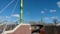Image for Fußgängerbrücke über den Bahnhof Gartenholz - Ahrensburg, S.-H., Deutschland
