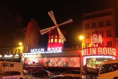 Moulin Rouge - Paris, 2014