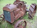 Image for Fordson Tractor - Cherryville, BC
