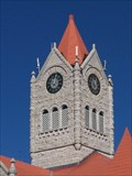 Image for Courthouse Clock, Nevada, Missouri
