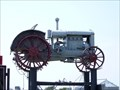 Image for McCormick-Deering 15-30 Tractor - Road 29, Bird City, Kansas