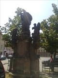 Image for Socha sv. Jana Nepomuckého (Prague-Pohorelec)
