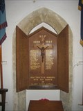 Image for St  Peters Church Roll of Honour - Brackley - Northants