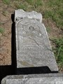 Image for Isaac Rees - Millwood Cemetery - Millwood, TX