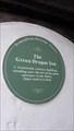 Image for Green Plaque - The Green Dragon Inn - Wymondham, Norfolk