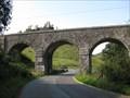 Image for Stone Railway Bridge - Corfe Castle, Isle of Purbeck, Dorset, UK