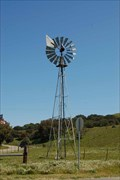 Image for Foxen Canyon Windmills - Foxen Canyon California
