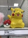 Image for Pikachu at Target - Morgan Hill, CA