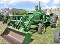 Image for John Deere Model 4020 Tractor