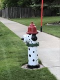 Image for Dalmatian Hydrant - Grand Forks, ND