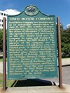 Woodward Avenue - Ford Motor Company - Detroit, Michigan.