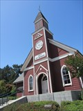 Image for Novato Council Building Clock - Novato, CA