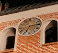 Image for Belfry Clock, St. Adalbert Church - Przasnysz, Poland