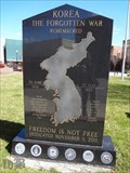 Image for Korean War Monument - Roxboro NC