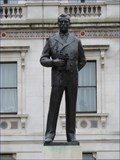 Image for Earl Mountbatten of Burma - Mountbatten Green, Horse Guards Parade, London, UK