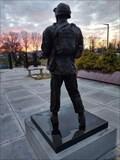 Image for The Sentinel ~ Kingsport Veterans Memorial Park ~ Kingsport, Tennessee - USA.