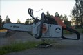 "Image for ""Giant's"" chainsaw - Joensuu, Finland"