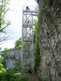 Image for Outdoor Stairways - Feather in the Glen, Niagara Gorge.