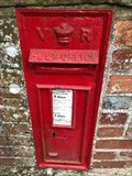 Image for Victorian Wall Post Box - West Chiltington, West Sussex UK
