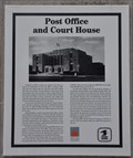 Image for Post Office and Court House