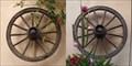 Image for 2 Decorative Wheels, Eguisheim - Haut-Rhin/FR