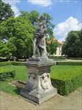 Image for 18.socha archetyp Dionýsos Bakcheos - Slavkov u Brna, Czech Republic