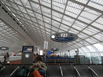 Orly Airport - Paris