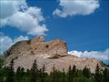 "Image for Crazy Horse, ""Nyuck,Nyuck,Nyuck"", Black Hills, South Dakota"