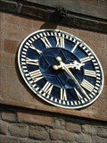 Image for Clock, St Benedict Biscop, Wombourne, South Staffordshire, England