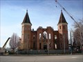Image for Investigation into Provo Tabernacle fire under way