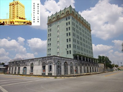 Grand Hotel Lake Wales Florida Picture Perfect Postcards On Waymarking