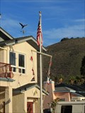 Image for Residential Nautical Flag Pole - Pismo Beach, CA