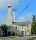Image for Fire Hose Tower, Freeport, Maine