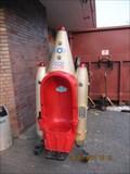 Image for »Rakete beim Meydan-Markt« in Horn - Hamburg, Germany